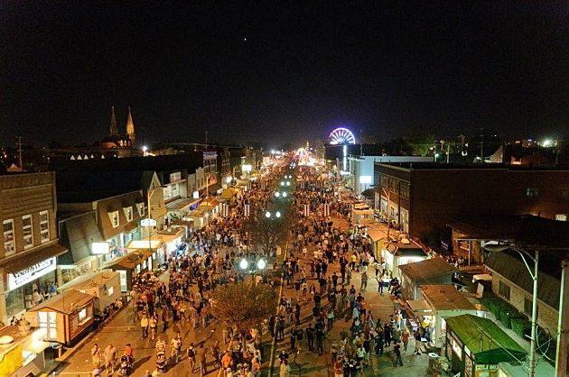 Evansville, Indiana Festival of Evansville, Indiana