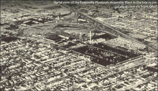 Evansville, Indiana in the past, History of Evansville, Indiana