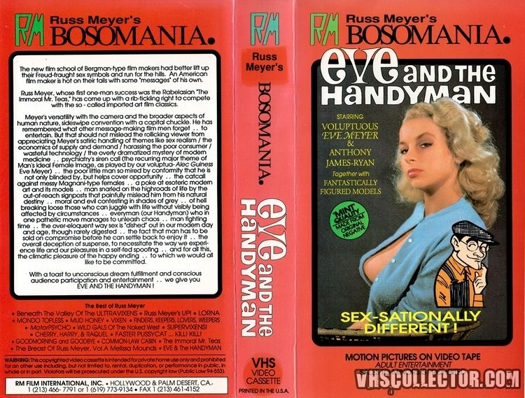 Eve and the Handyman Eve and the Handyman VHSCollectorcom Your Analog Videotape Archive
