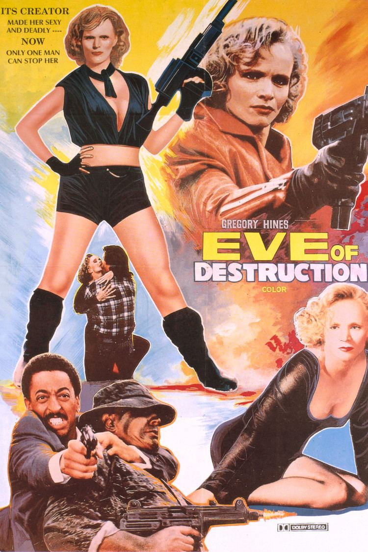 Eve of Destruction (film) wwwgstaticcomtvthumbmovieposters13004p13004