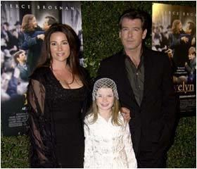 Evelyn (film) Pierce Brosnan at the premiere of his latest film Evelyn Latest