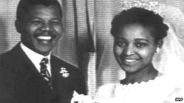Evelyn Mase Nelson Mandela death The women who loved him BBC News
