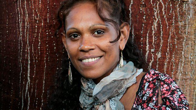 Everlyn Sampi Actress dies twice but lives to tell tale Perth Now