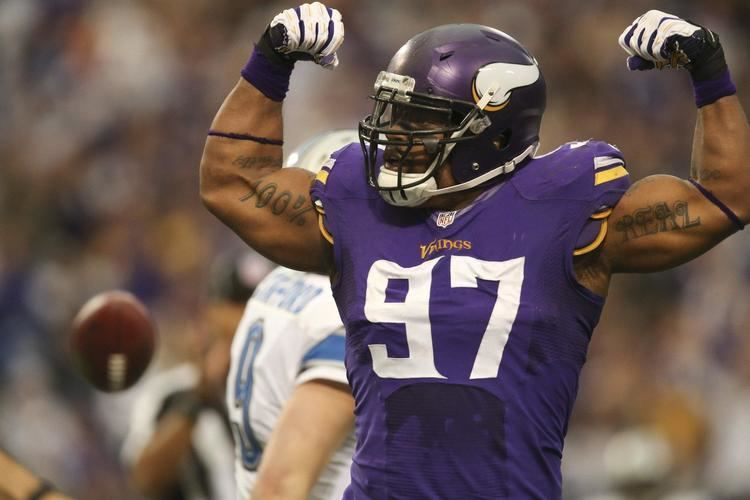 Everson Griffen Everson Griffen off board as Bears search for pass rush