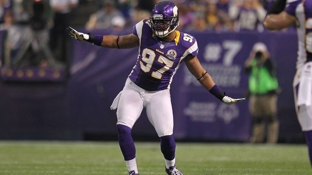 Everson Griffen Minnesota Vikings Make Everson Griffen Most Overpaid