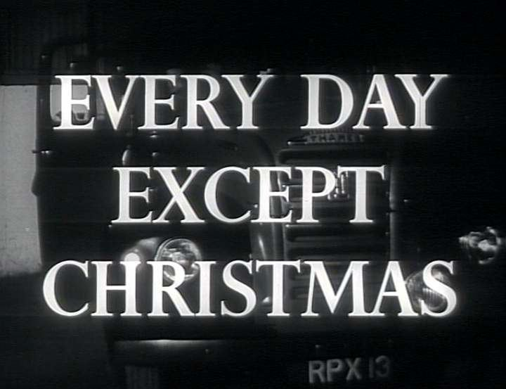 Every Day Except Christmas IMCDborg Every Day Except Christmas 1957 cars bikes trucks