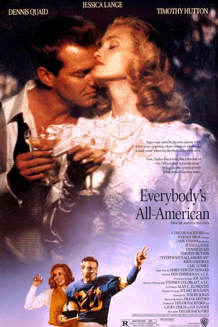 Everybody's All-American (film) wwwgstaticcomtvthumbmovieposters11227p11227