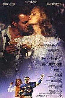 Everybody's All-American (film) Everybody39s AllAmerican film Wikipedia