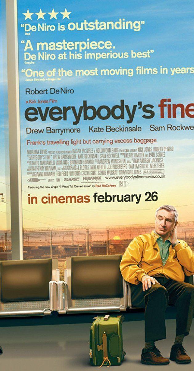 Everybody's Fine (2009 film) Everybodys Fine 2009 IMDb