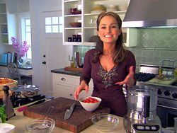Everyday Italian I like Giada39s kitchen Kitchens Pinterest Cuttings Everyday