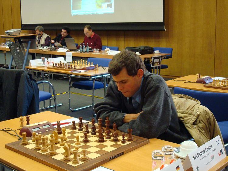 Evgeny Postny Evgeny Postny chess games and profile ChessDBcom