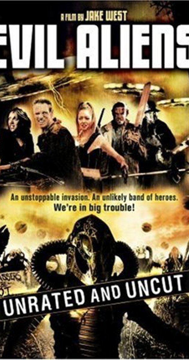 Evil Aliens Evil Aliens 2005 IMDb