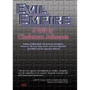 Evil Empire: A Talk by Chalmers Johnson movie poster