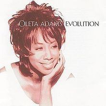 Evolution (Oleta Adams album) httpsuploadwikimediaorgwikipediaenthumb4