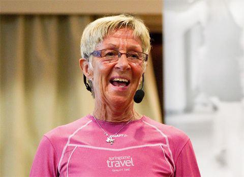 Evy Palm Stort grattis till Evy Palm p 70rsdagen Runner39s World