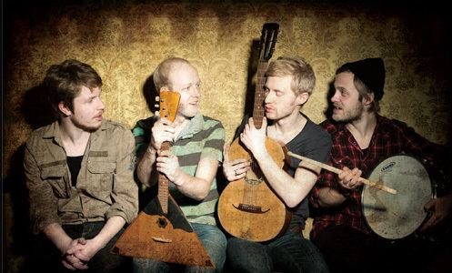 Ewert and The Two Dragons Artist of the week Video Ewert and the Two Dragons Estonian World