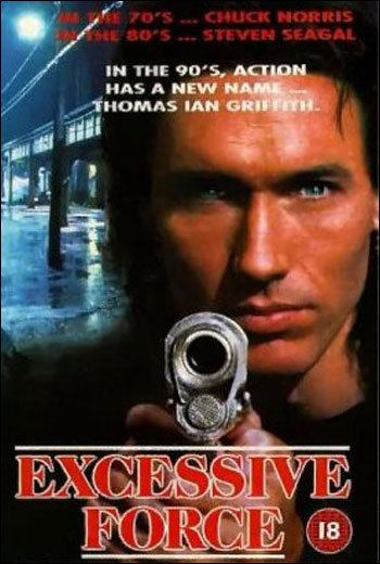 Excessive Force (film) Vern Reviews Excessive Force John Kenneth Muir