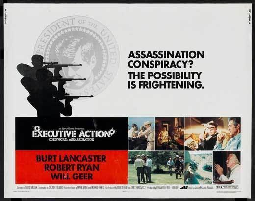 Executive Action (film) Executive Action JFK Assassination Debate The Education Forum