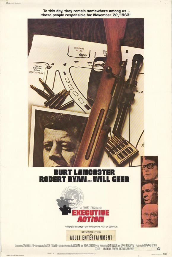 Executive Action (film) Executive Action 1973
