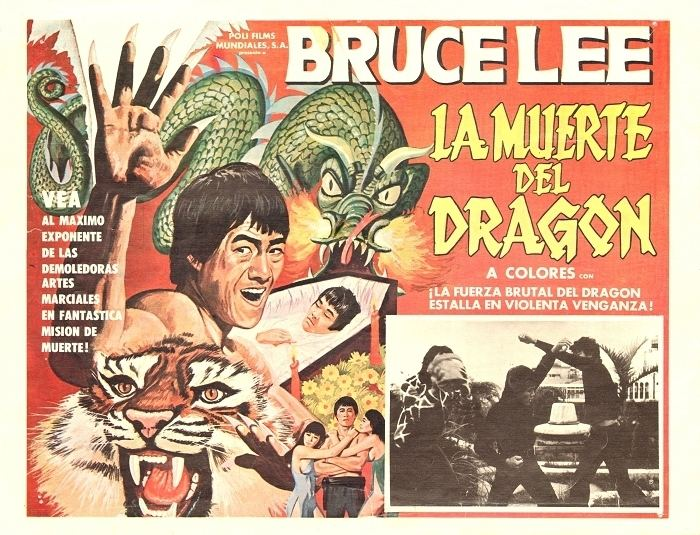 Exit the Dragon, Enter the Tiger EXIT THE DRAGON ENTER THE TIGER Trailer Spots TV Full Movie