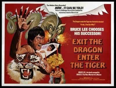 Exit the Dragon, Enter the Tiger Exit the Dragon Enter the Tiger