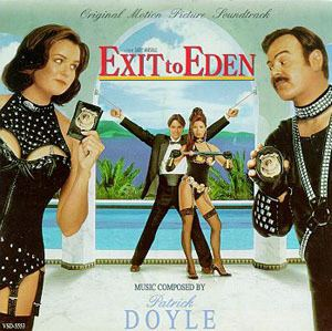 Exit to Eden (film) Exit To Eden Soundtrack details SoundtrackCollectorcom