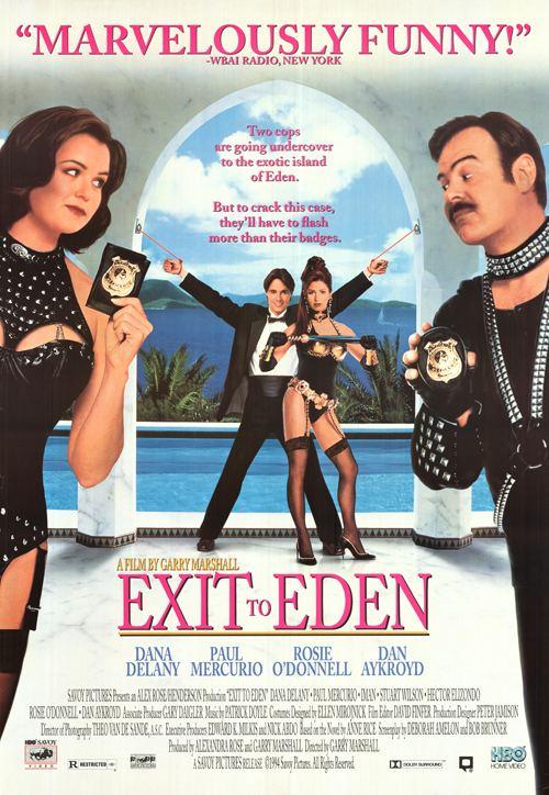 Exit to Eden (film) Exit to Eden Film New Orleans