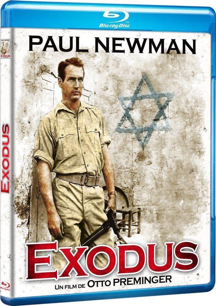 Exodus (1960 film) Exodus Bluray France