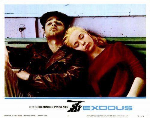 Exodus (1960 film) Exodus 1960 film Alchetron The Free Social Encyclopedia