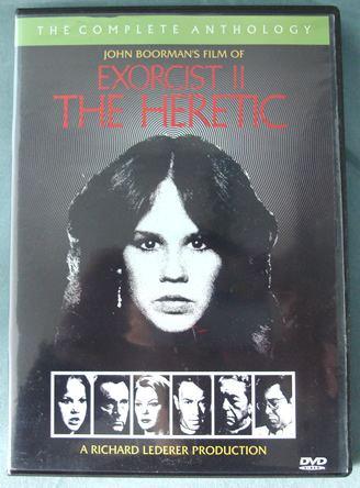 Exorcist II: The Heretic Exorcist II The Heretic 1977 LookbackReview