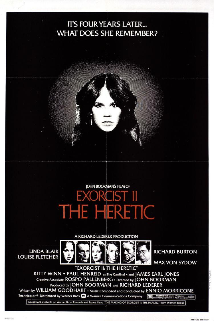 Exorcist II: The Heretic wwwgstaticcomtvthumbmovieposters5166p5166p