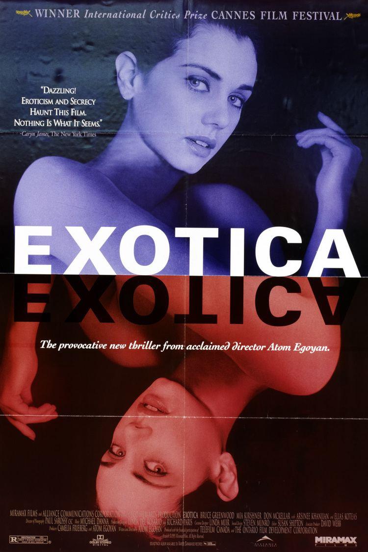 Exotica (film) wwwgstaticcomtvthumbmovieposters15681p15681
