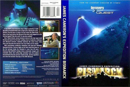 Expedition: Bismarck Discovery Channel James Camerons Expedition Bismarck AvaxHome