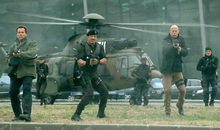 Expendable (film) movie scenes  2011 Forced Vengeance Chuck Norris Full Movie by Troy McCoy Featured The Expendables 2 Full Chuck Norris scene HQ 1080p HD by