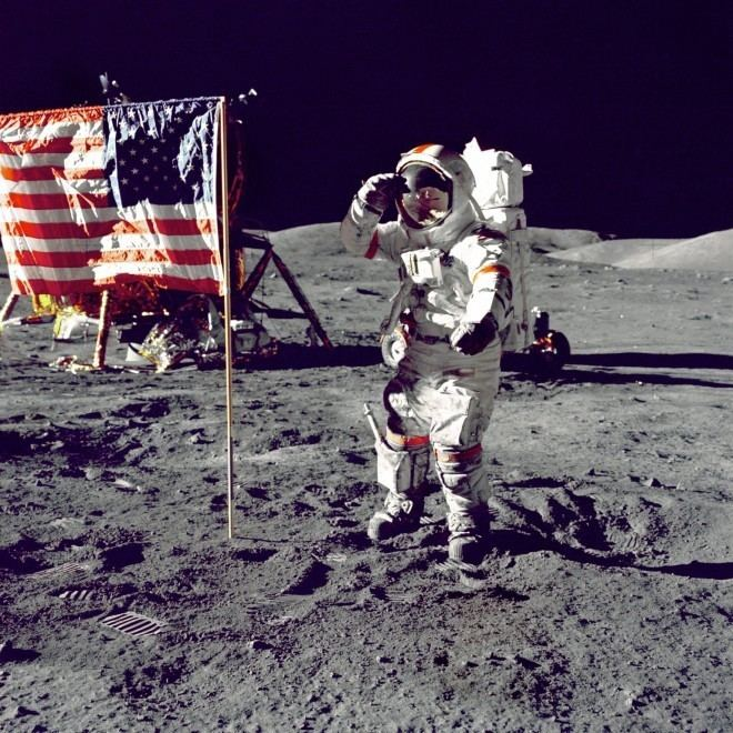 Exploration of the Moon The Proper Course for Lunar Exploration 1965 WIRED