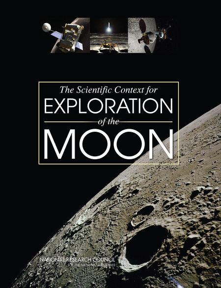 Exploration of the Moon The Scientific Context for Exploration of the Moon Final Report