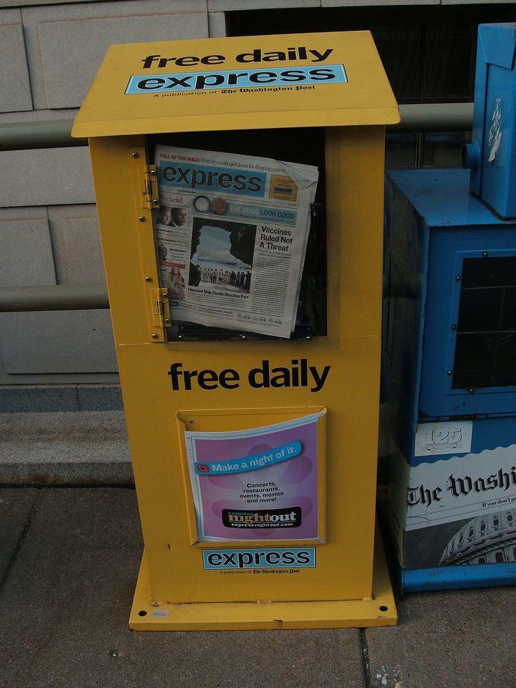 Express (Washington, D.C. newspaper)