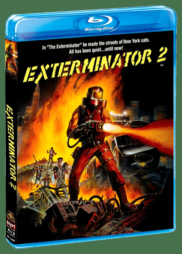 Exterminator 2 Exterminator 2 Bluray Shout Factory cityonfirecom