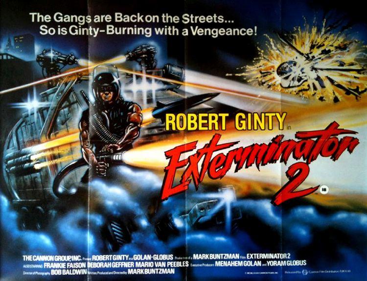 Exterminator 2 Exterminator 2 Action Cult Reviews