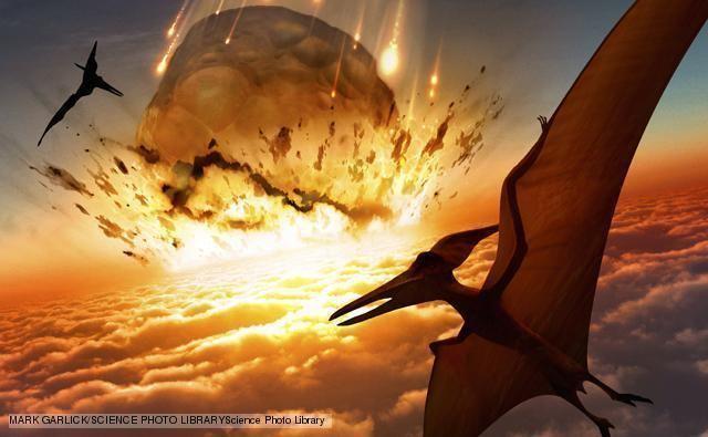 Extinction BBC Nature Big Five mass extinction events
