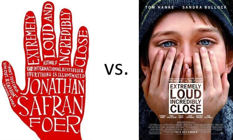 Extremely Loud and Incredibly Close (film) movie scenes book vs film extremely loud and incredibly close