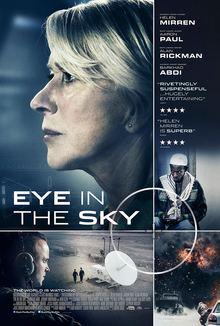 Eye in the Sky (2015 film) Eye in the Sky 2015 film Wikipedia
