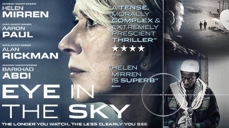 Eye in the Sky (2015 film) Soundtrack Eye in the Sky Theme Music Trailer Music Eye in the