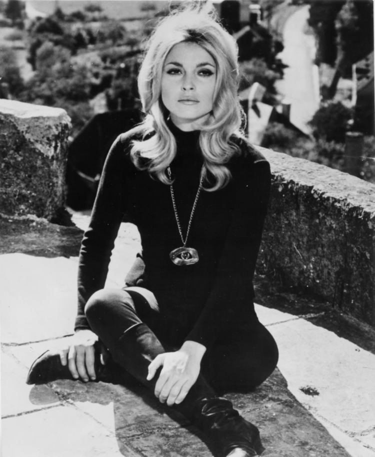 Eye of the Devil Sharon Tate EYE OF THE DEVIL 1966 HORROR THROUGH THE AGES