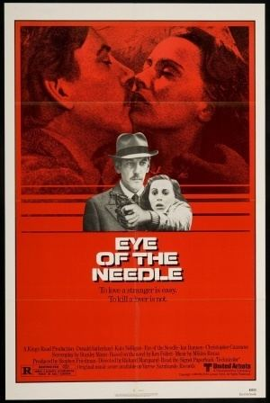 Eye of the Needle (film) Eye of the Needle Internet Movie Firearms Database Guns in