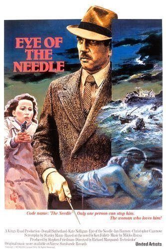 Eye of the Needle (film) very interesting OTF in the movie Eye of the Needle TalkBlade