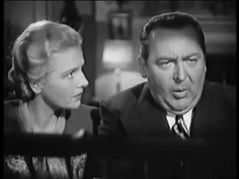 Eyes in the Night EYES IN THE NIGHT 1942 Edward Arnold Donna Reed YouTube