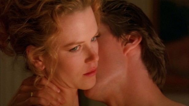 Eyes Wide Shut movie scenes Near the end of Eyes Wide Shut there s a scene between Tom Cruise Sydney Pollack and a billiard table that is both exceptionally long and