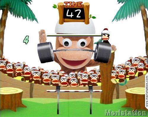 EyeToy: Monkey Mania Anlisis EyeToy Monkey Mania PlayStation 2 MeriStationcom
