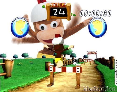 EyeToy: Monkey Mania Avance EyeToy Monkey Mania PS2 23022005 MeriStationcom